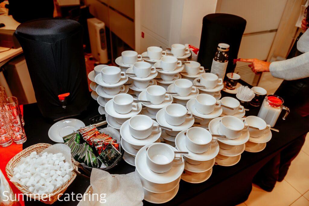 выездной кейтеринг кофе-брейк